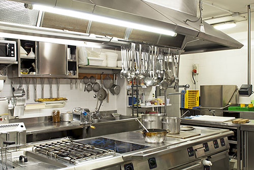 Commercial Kitchen Installation Services