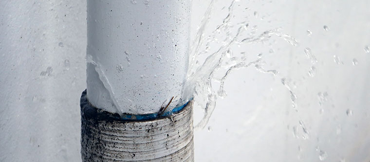 Dealing with Leaking Pipes at Home