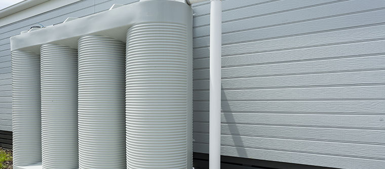 Different Types of Rainwater Tanks