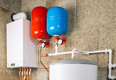 How does a Gas Hot Water System Work