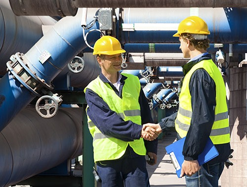 Trust Experts with your Industrial Plumbing Needs