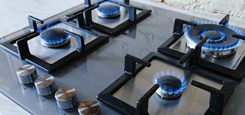 gas cooktop installation services